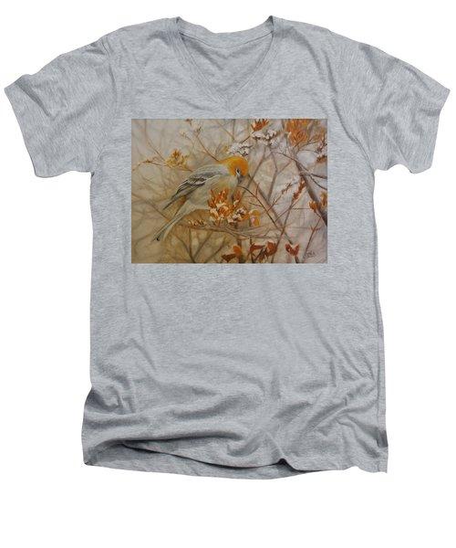 Generous Provision Men's V-Neck T-Shirt