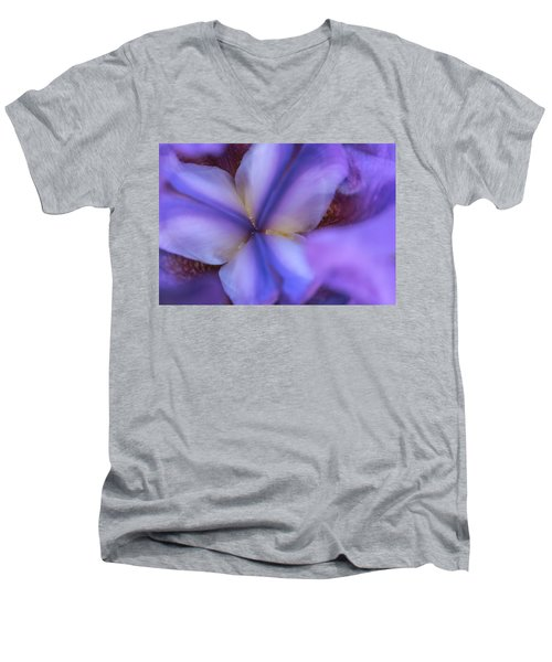 Getting Intimate With Iris Men's V-Neck T-Shirt