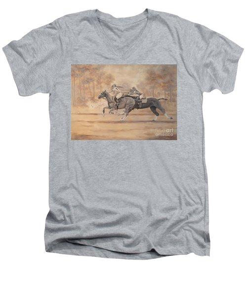 Ghost Riders Men's V-Neck T-Shirt