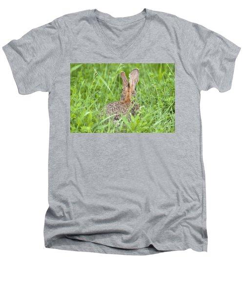 I Still See You Men's V-Neck T-Shirt by Jeannette Hunt