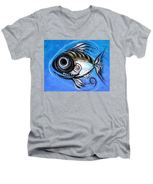 Industrial Goddess Men's V-Neck T-Shirt