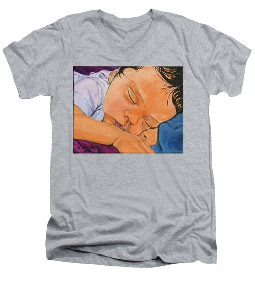 Innocence Men's V-Neck T-Shirt