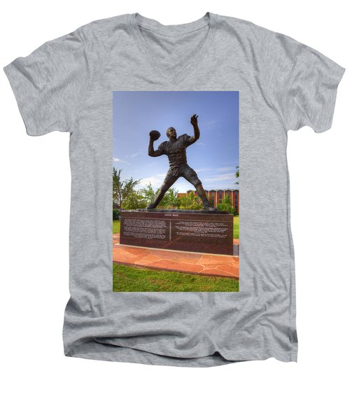 Jason White Men's V-Neck T-Shirt