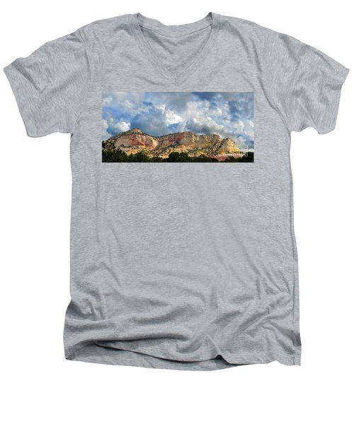 Kanab Utah Men's V-Neck T-Shirt