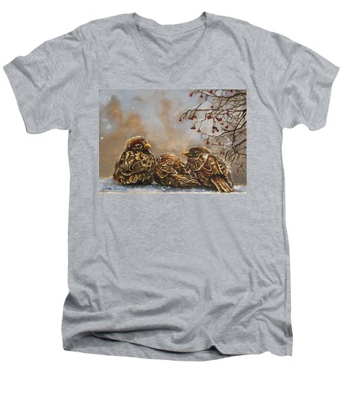Keeping Company Men's V-Neck T-Shirt
