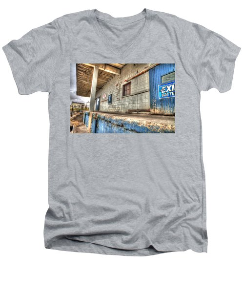 Loading Dock Men's V-Neck T-Shirt