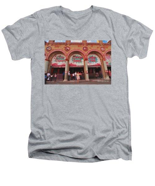 Lola Starr Dreamland Men's V-Neck T-Shirt