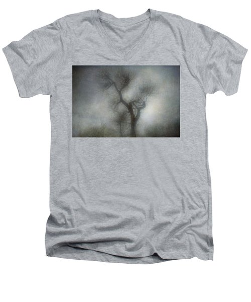 Lonesome Men's V-Neck T-Shirt