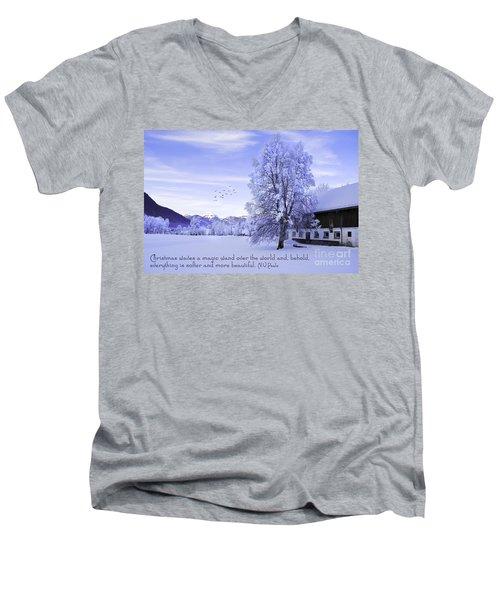 Magic Wand Men's V-Neck T-Shirt
