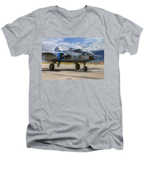 Maid In The Shade Men's V-Neck T-Shirt