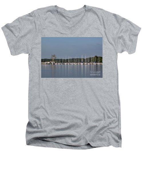 Marina Men's V-Neck T-Shirt