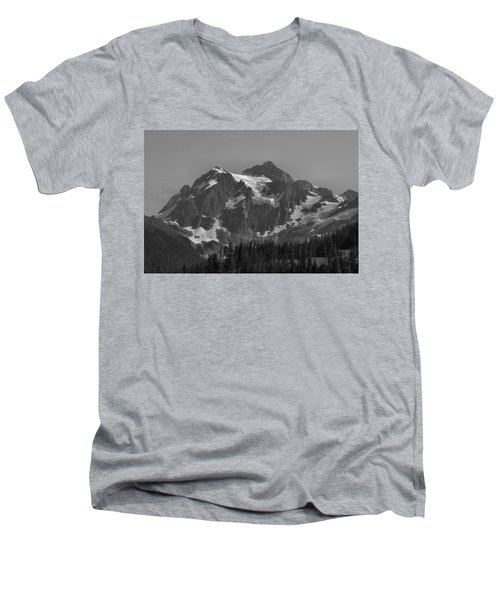Mt. Shuksan Men's V-Neck T-Shirt