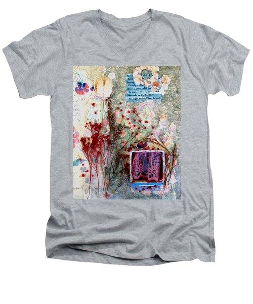 My Stage Men's V-Neck T-Shirt