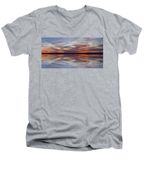 Off Highway 99 Men's V-Neck T-Shirt