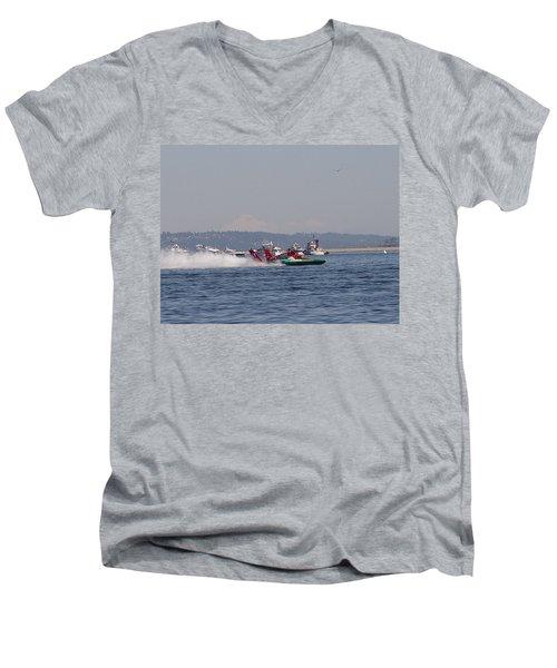 Oh Boy Oberto Men's V-Neck T-Shirt