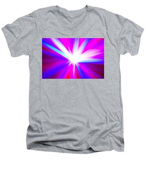 Origin Of Kosmos Limited Edition 1 Of 1 Men's V-Neck T-Shirt