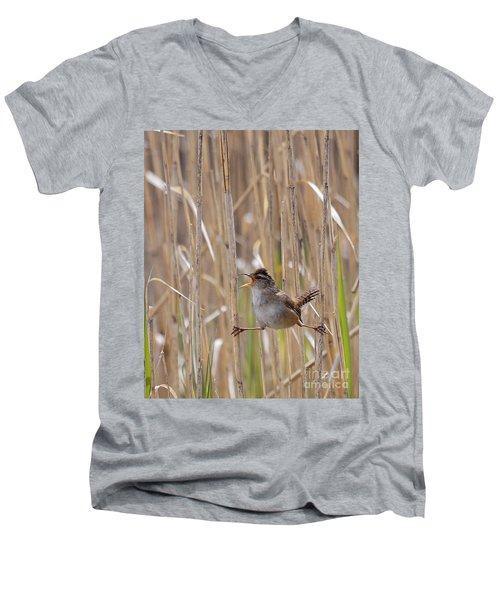Ouchhhhhh Men's V-Neck T-Shirt