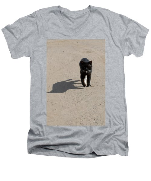 Owner Men's V-Neck T-Shirt