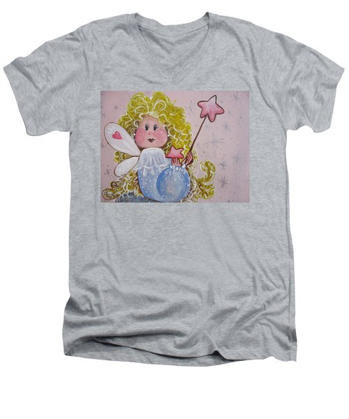 Pixie Dust Men's V-Neck T-Shirt