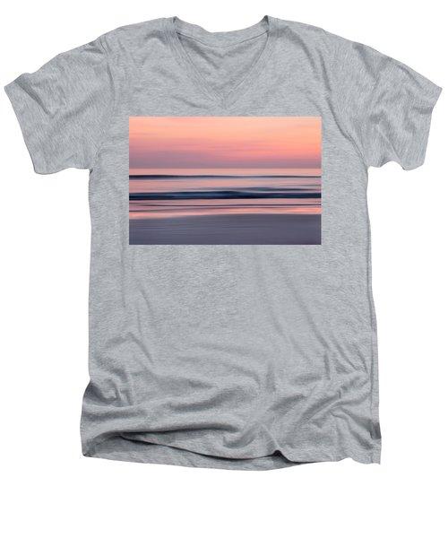 Predawn Surf I Men's V-Neck T-Shirt