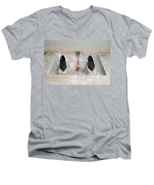 Rocket Woman Men's V-Neck T-Shirt