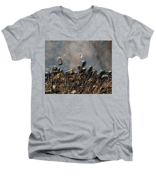 Roots In Water Men's V-Neck T-Shirt