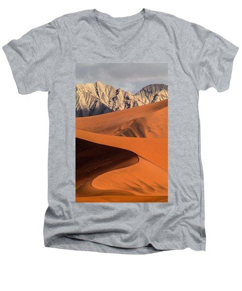 Sand And Stone Men's V-Neck T-Shirt