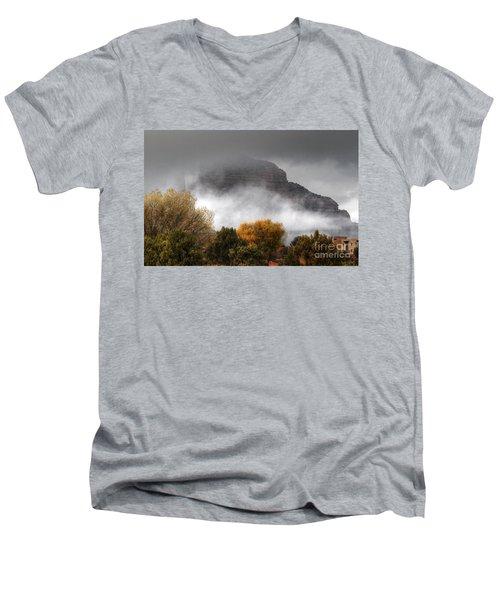 Sedona Fog Men's V-Neck T-Shirt