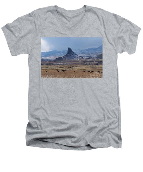 Sentinels Men's V-Neck T-Shirt