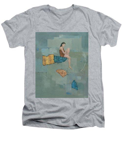 Set Adrift Men's V-Neck T-Shirt