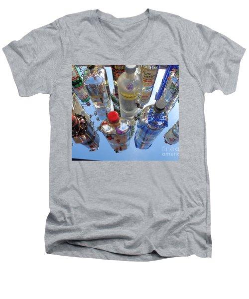 Set Em Up Joe Men's V-Neck T-Shirt