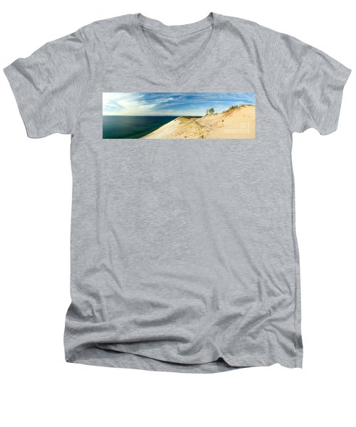 Sleeping Bear Dunes Men's V-Neck T-Shirt
