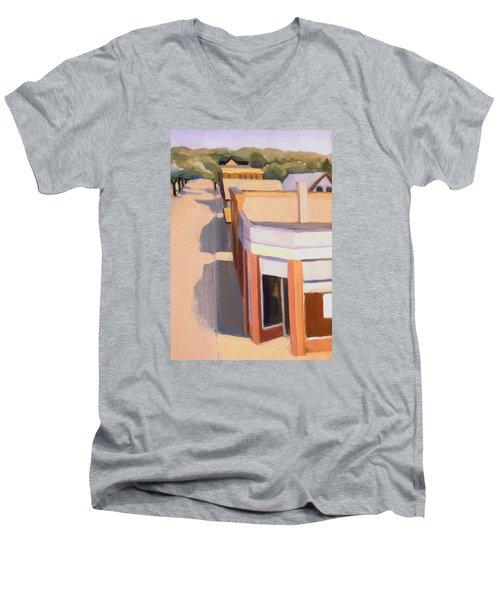 Stoneham Square Three 1979 Men's V-Neck T-Shirt