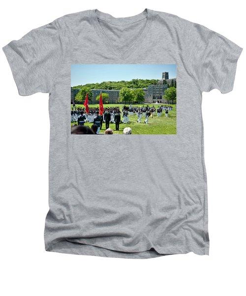 Supe's Review  Men's V-Neck T-Shirt