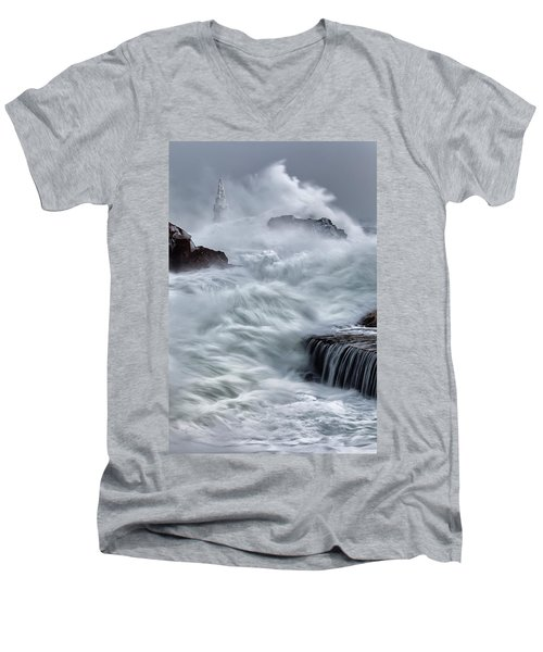 Swallowed By The Sea Men's V-Neck T-Shirt