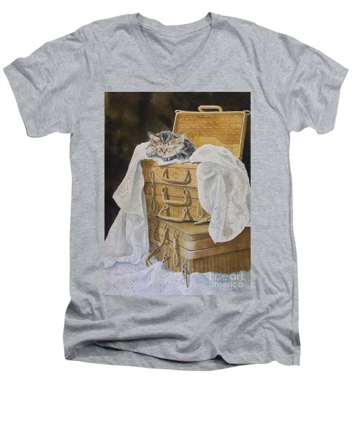 Sweet Dreams Sold  Men's V-Neck T-Shirt