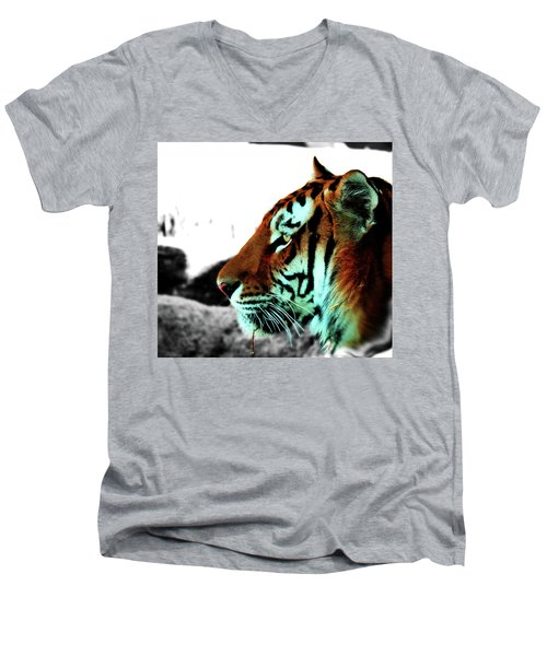 The Alpha Men's V-Neck T-Shirt