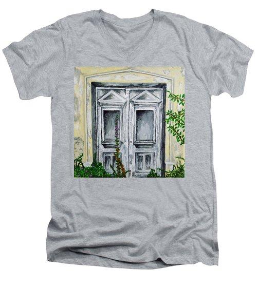 The Forgotten Door Men's V-Neck T-Shirt