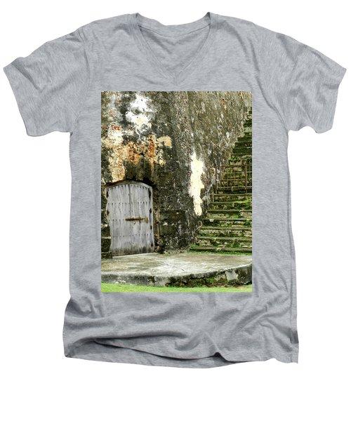 The Leprechaun Vault Men's V-Neck T-Shirt