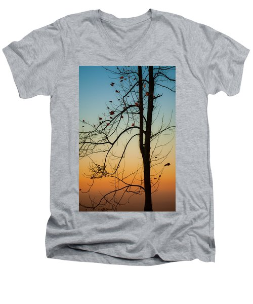 To The Morning Men's V-Neck T-Shirt