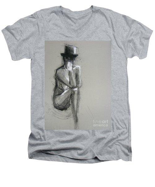 Top Men's V-Neck T-Shirt