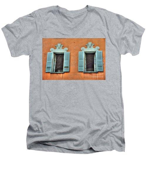 Two Windows Men's V-Neck T-Shirt