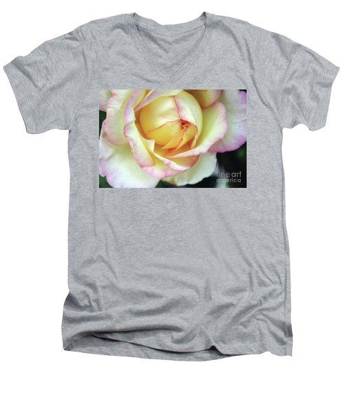 Virgin Beauty Men's V-Neck T-Shirt