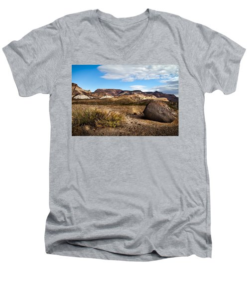 West Texas Men's V-Neck T-Shirt
