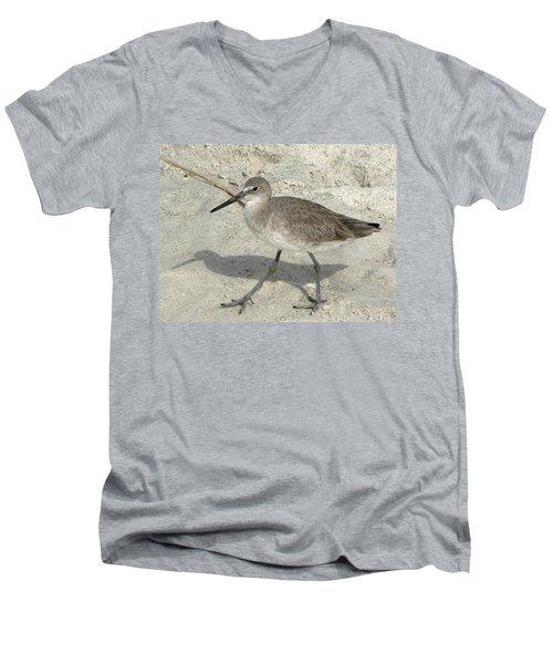 Willet Men's V-Neck T-Shirt
