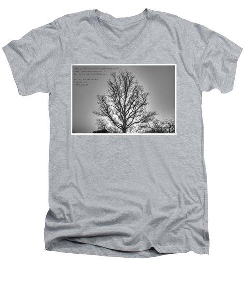 Without Hope... Men's V-Neck T-Shirt