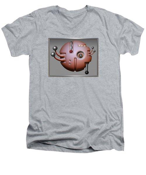 ' Big Brother - Social Media ' Men's V-Neck T-Shirt