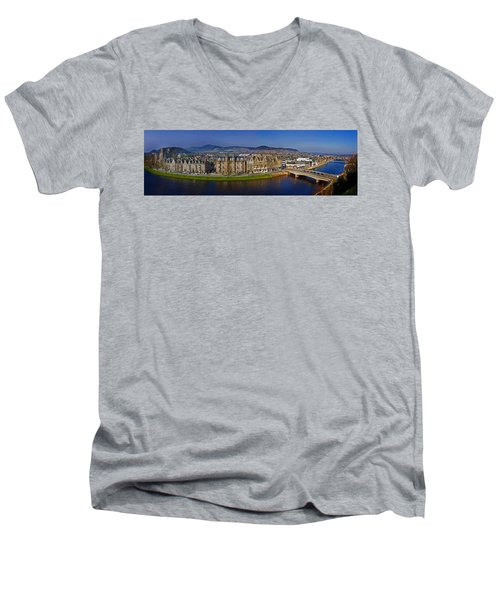 Inverness Men's V-Neck T-Shirt