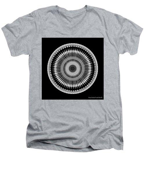 #011020156 Men's V-Neck T-Shirt