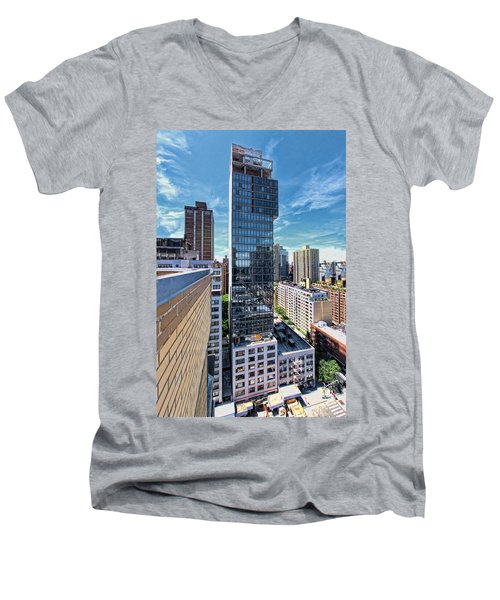 1355 1st Ave 5 Men's V-Neck T-Shirt